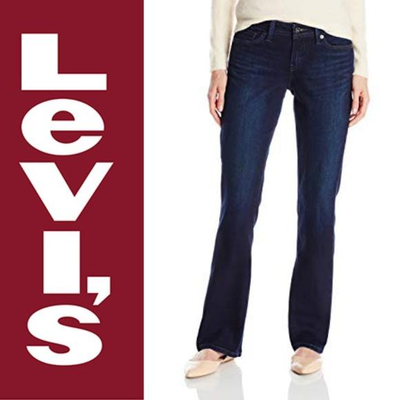 fe3bc93478b Levi's Jeans | Womens Levis Curvy Boot Cut | Poshmark